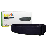 BodySport Deluxe Black Trochanter Belt