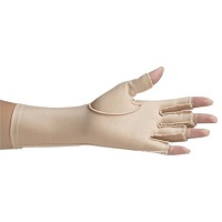 Norco Therapeutic Compression Glove - Tipless Finger Over Wrist Length
