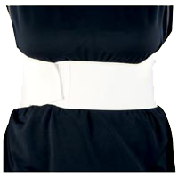 AT Surgical 6 Inches Wide Womens Rib Belt