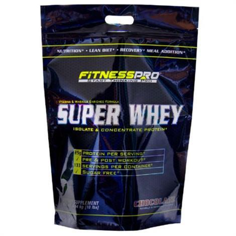Fitness Super Whey Dietary Supplement