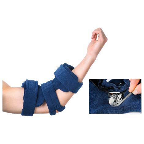 Comfy Spring Loaded Goniometer Elbow Orthosis