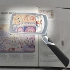 North Coast Medical Lighted Folding Magnifier