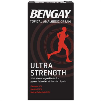 Bengay Ultra Strength Topical Analgesic Pain Relieving Cream