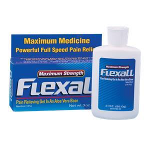 ARI Medical Flexall 454 Maximum Strength Pain Relieving Gel